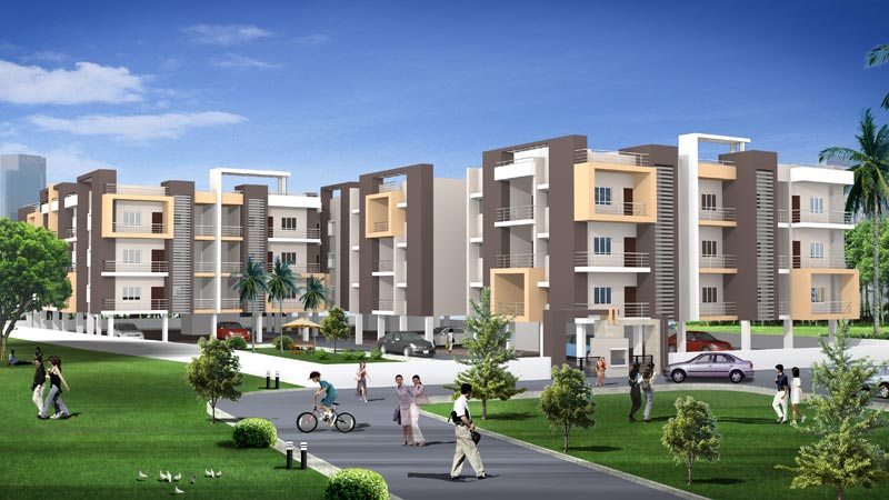 Star Orchid Regency, Ranchi - Luxury Apartments