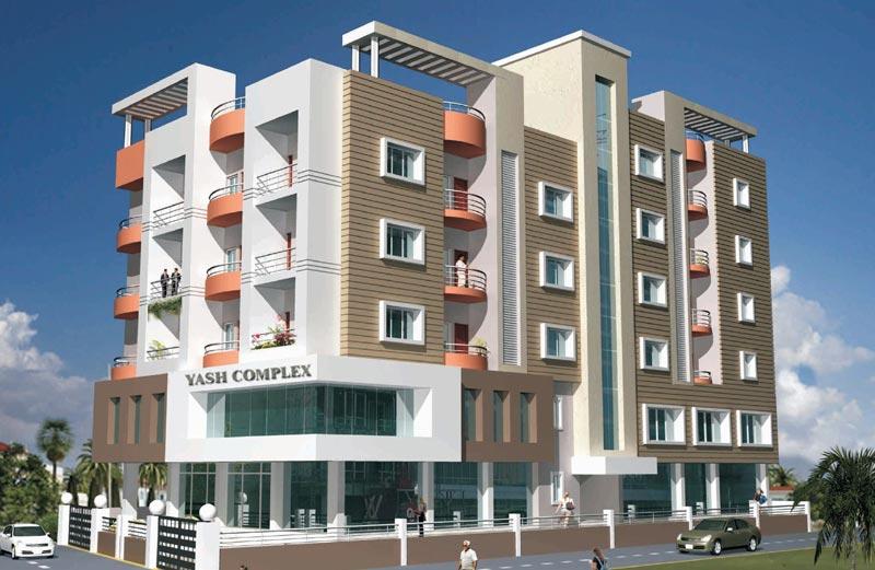 Yash Complex, Bhagalpur - Residential Apartments