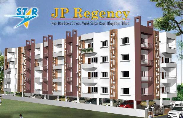J.P.Regency, Bhagalpur - Luxury Residential Apartments