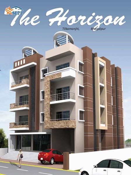 The Horizon, Bhagalpur - Residential Apartments
