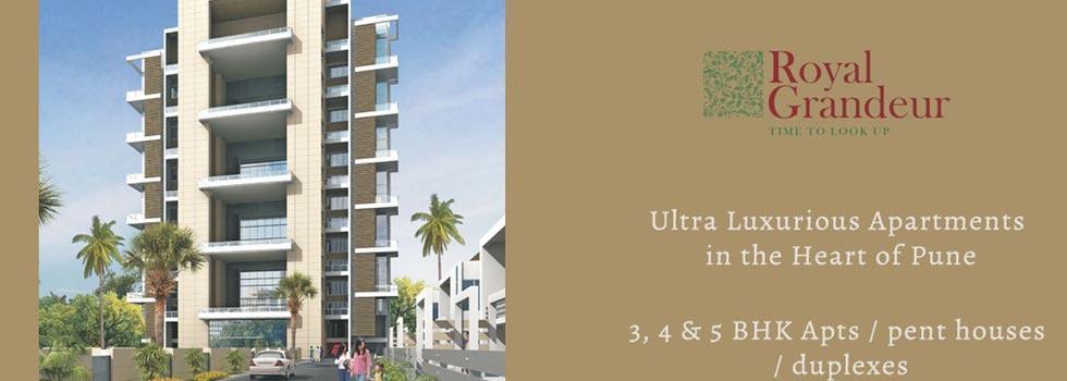 Royal Grandeur, Pune - 3/4/5 BHK Apts / Pent Houses/ Dulpexes