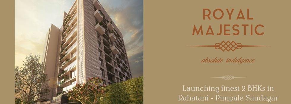 Royal Majestic, Pune - 2 BHK Apartment