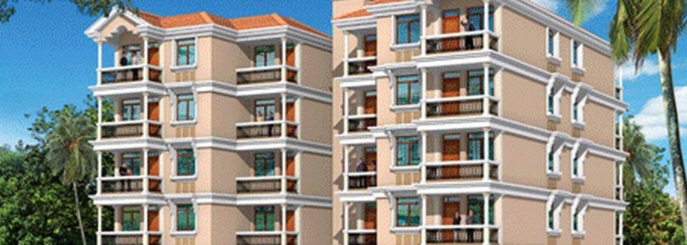 Dona Rosa ll, Goa - 2 BHK Luxury Apartments