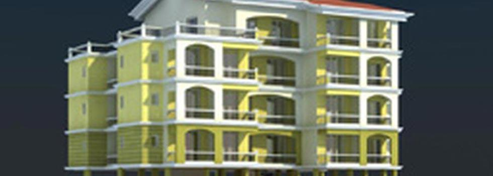 Asian Zalore Residency ll, Goa - 2 BHK Apartment