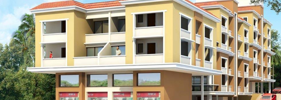 Devashri Habitat, Goa - Exclusive Apartments