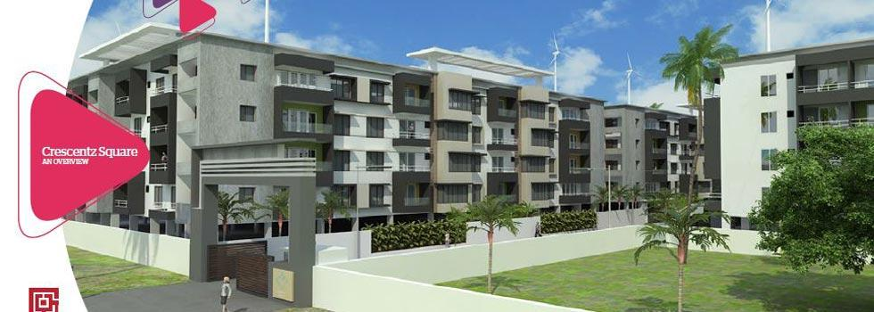 Crescentz Square, Coimbatore - 2 BHK & 3 BHK Apartments