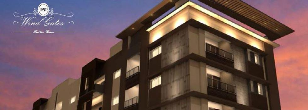 Wind Gates, Chennai - 2BHK Residential Apartments