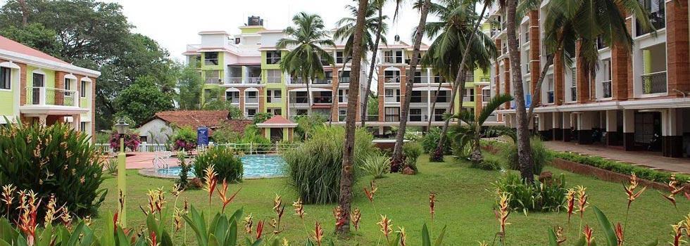 Sun-n-Sand, Goa - 1/2/ BHK Apartments