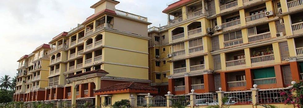 Vasant Vihar, Goa - 2 & 3 Bedrooms Apartment