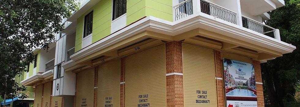 Sun-n-Sand Commercial Shops, Goa - Commercial Shops