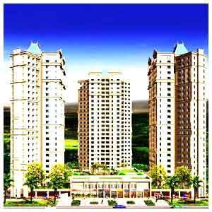 Regency Towers, Thane - Luxury Apartments