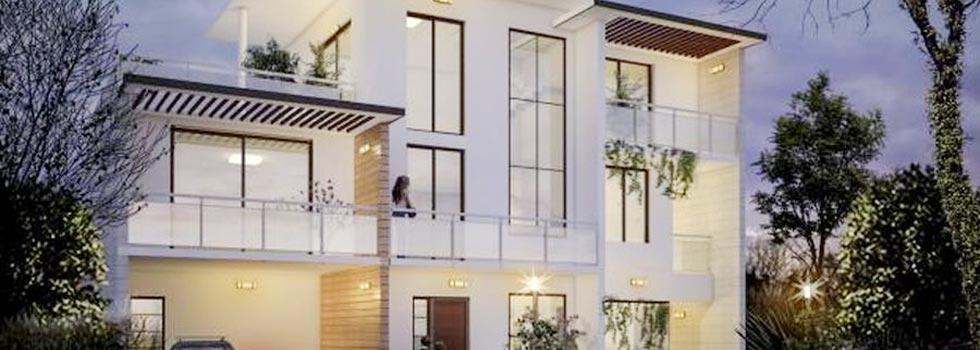 Geown Oasis, Bangalore - Residential Villa
