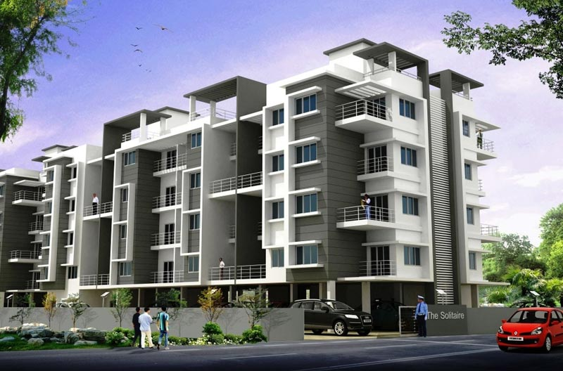 Shanti The Solitaire, Ratnagiri - 1 BHK,2BHK & 3BHK Apartments