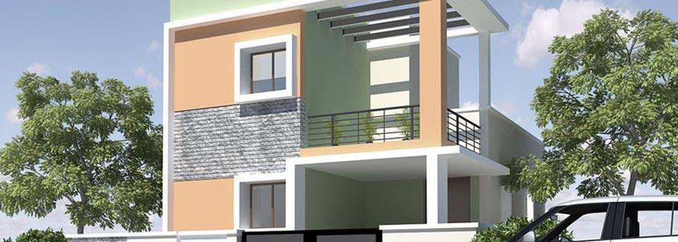 Nachatra Garden, Coimbatore - Luxurious Villas