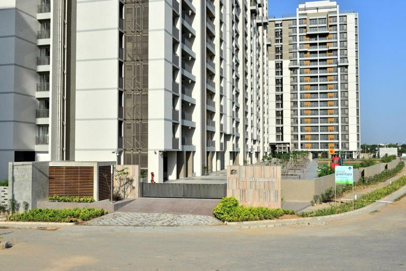 Applewoods Orchid Harmony, Ahmedabad - 3 & 4 BHK Apartments