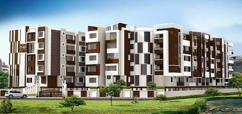 DS MAX Starline, Bangalore - Luxurious Apartments