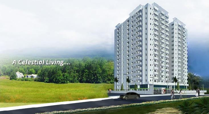 GR Heights, Bangalore - 2 & 3 BHK Flats