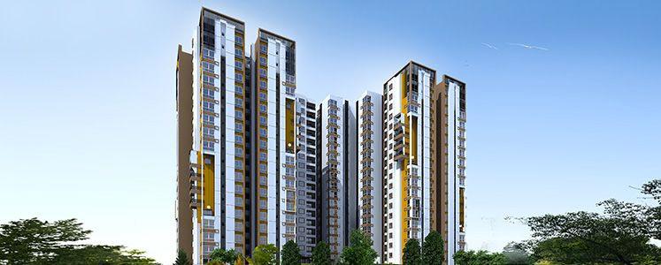 Salarpuria Sattva Senorita, Bangalore - Spacious Apartments