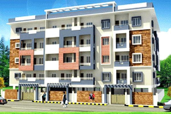 Panchmukhi Paradise, Bangalore - 2 & 3 Bedrooms Apartments
