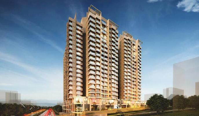 DLH Ashoka, Thane - Residential Apartments