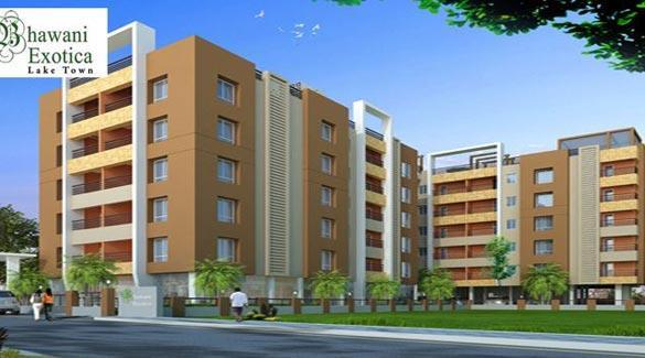 Bhawani Exotica, Kolkata - Luxurious Apartments