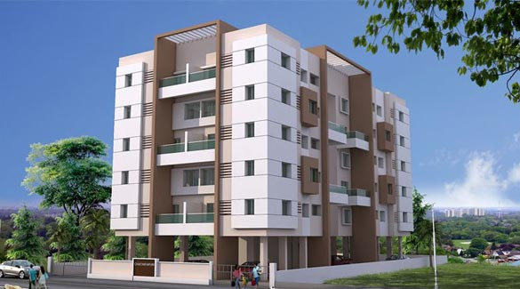 Chaitanyapuri, Pune - Luxurious Apartments