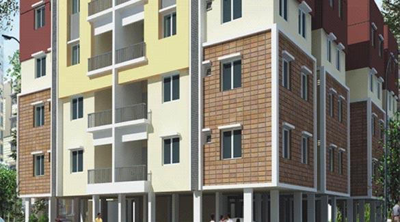 Ambey Regent, Kolkata - Residential Apartment
