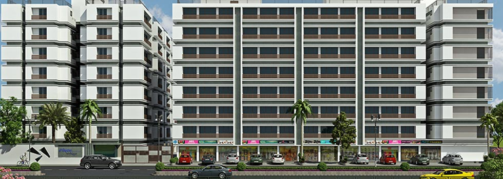 Shree Vishnudhara Crossroad, Ahmedabad - Luxurious 2bhk & 3bhk Flats