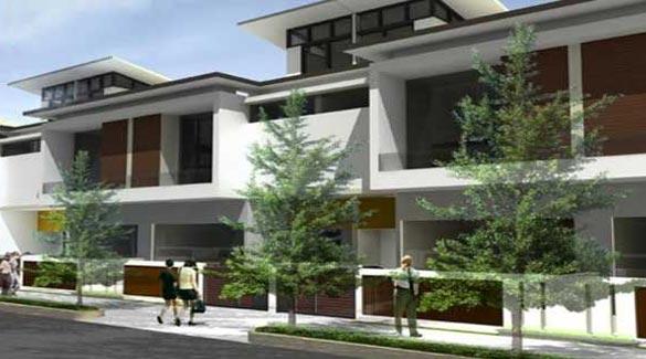 Panchsheel villas, Noida - Residential Villas