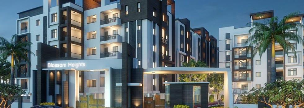 Blossom Heights, Hyderabad - Luxurious Apartments