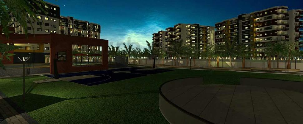 Diamond City, Ranchi - 2/3 BHK Apartment