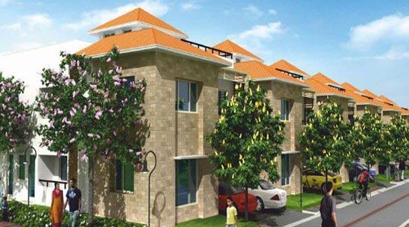 Isha Mia Villas, Chennai - Residential Villas