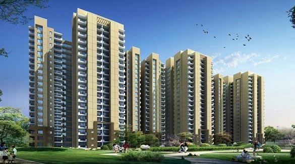 Aditya Luxuria Estate , Ghaziabad - Luxurious Apartments