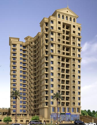 Rosa Royale, Thane - Residential Apartment
