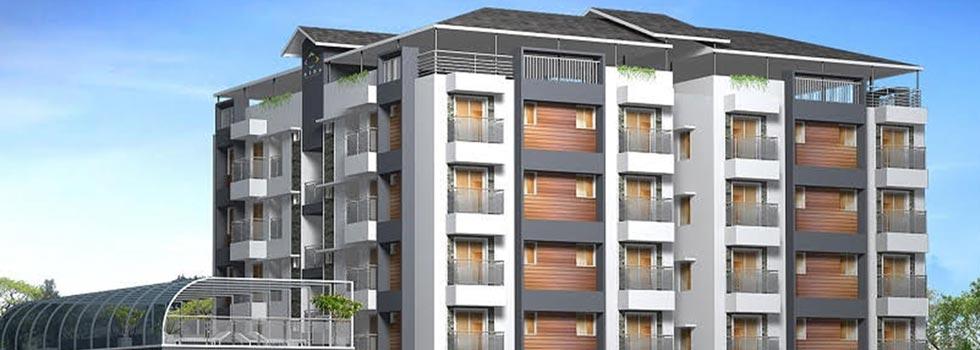 Alba Crest Thottathil, Kochi - 2 BHK apartments
