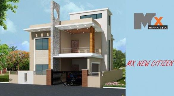 MX New Citizen, Bhubaneswar - Residential Villas