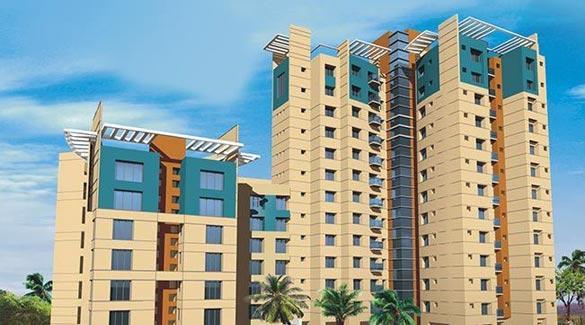 Skyline Villa, Mumbai - Luxurious Apartments