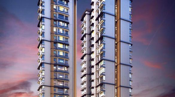 Unity Towers, Mumbai - Luxurious Apartments