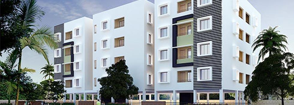 The Emerald Phase-2, Bhubaneswar - Luxury Apartments