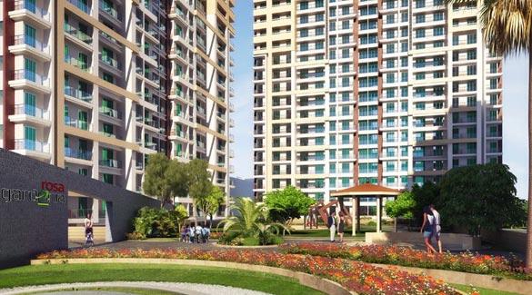 Rosa Gardenia, Thane - Luxurious Apartments