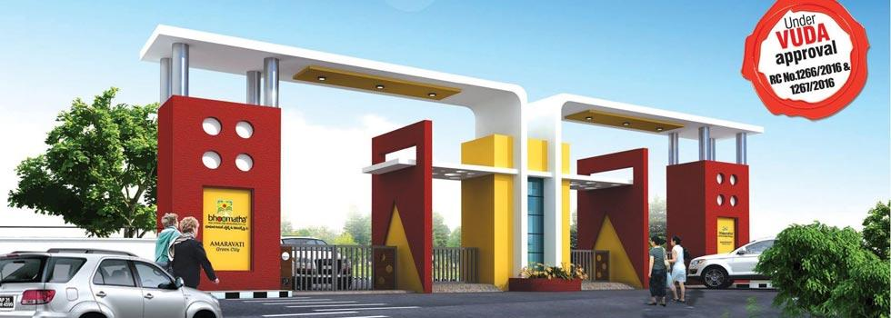 Amravati Green City, Visakhapatnam - Residential Apartments