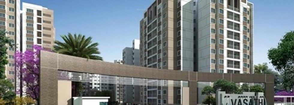 Vasathi Avante, Bangalore - Luxurious Apartments
