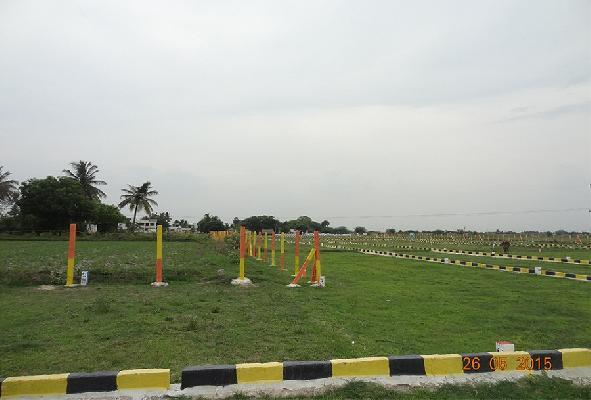 Deepam Highway Avenue, Kanchipuram - Residential Land
