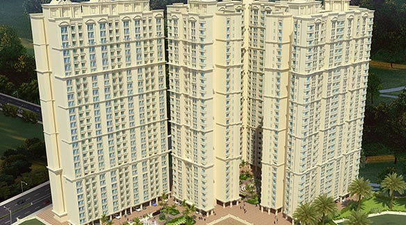 Ace Square, Thane - Luxurious Apartments