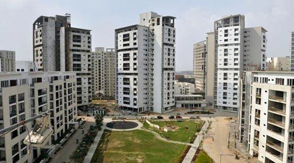Sovereign, Gurgaon - Luxurious Apartments