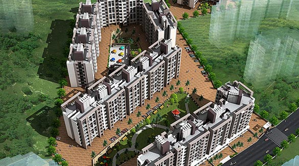 Orchid Square, Thane - Luxurious Apartments