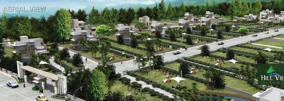 Hill View Farms, Ranchi - Residential Plots