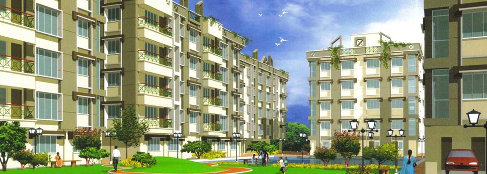 Saket Nagar, Kolkata - Luxurious Apartments
