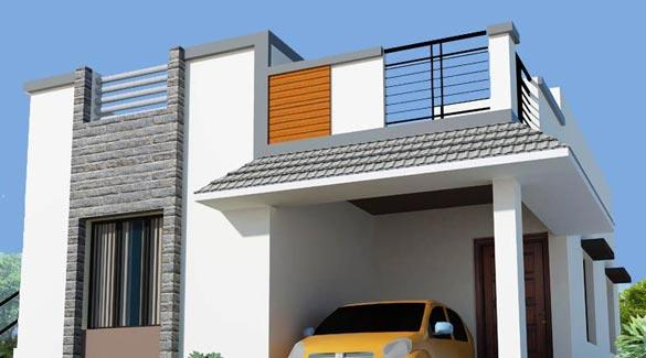 Indira Orchard Town, Chennai - Residential Flats & Apartments