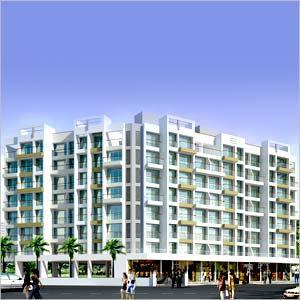 Shakti Residency, Navi Mumbai - Residential Homes